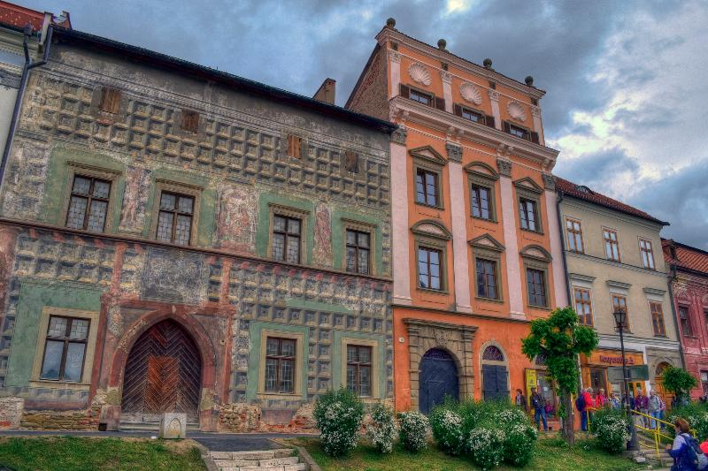 Levoca, an enchanting place for beautiful vivid memories.