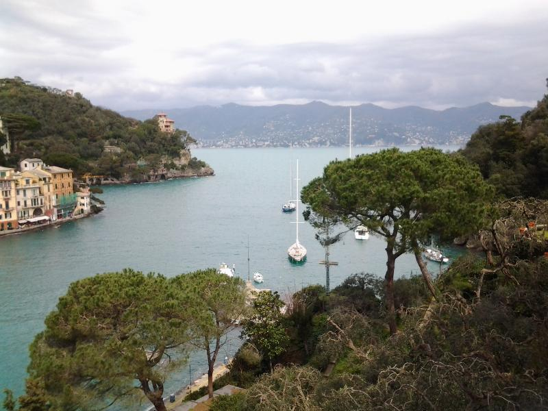 Very confortable  flat, 100 meters far from sea, vacation rental in Portofino