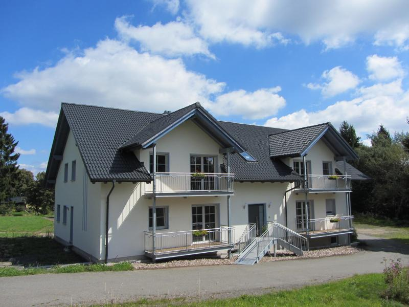 Ferienwohnung 'Am Alten Forsthaus', aluguéis de temporada em Steinheid