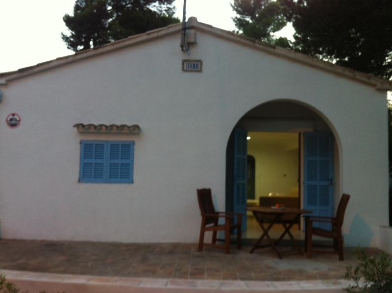 Casa en la playa, location de vacances à Cala Ratjada