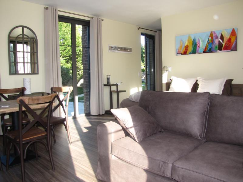 Cottage for 2 with service Relaxation (spa, hammam, sauna)