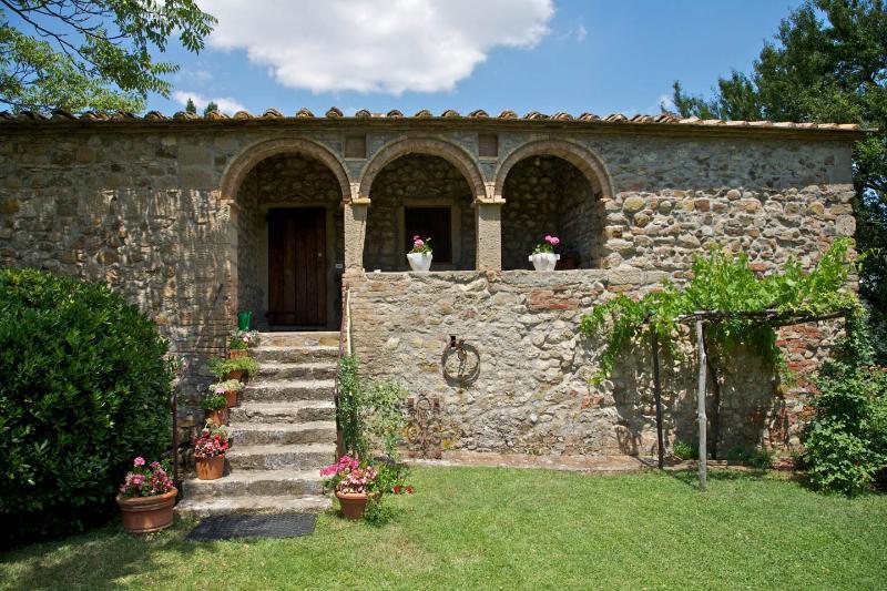 Podere La Casina, alquiler de vacaciones en Montalcinello