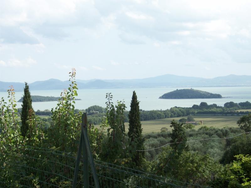 Panorama a 5 metri dall'abitazionene