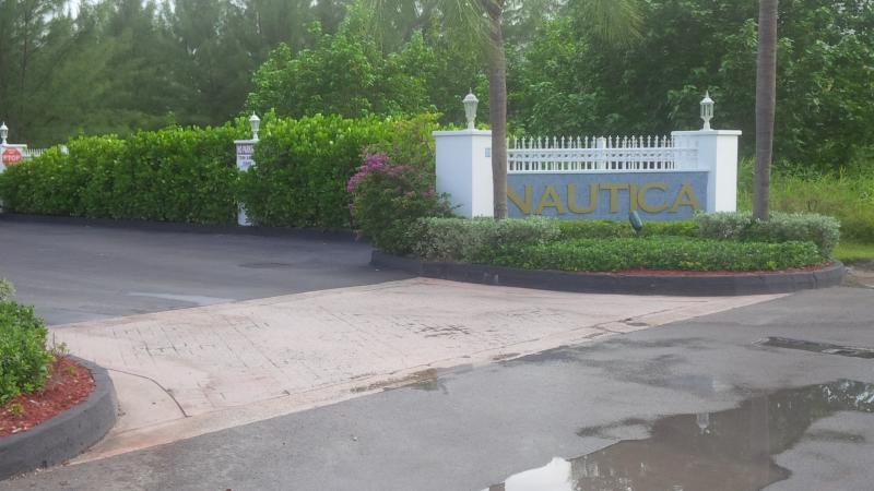 Entrance to Community