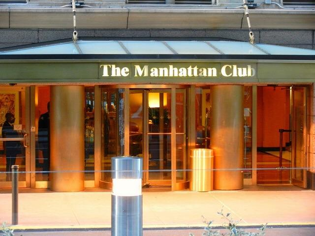 THE MANHATTAN CLUB, holiday rental in New City