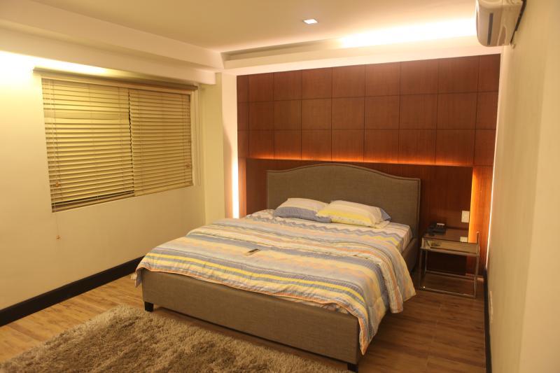El dormitorio de