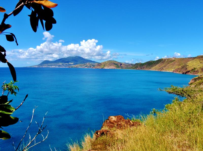 The South East Peninsula where Ocean Song Villa is located.