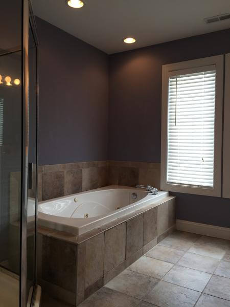 3rd floor master bath
