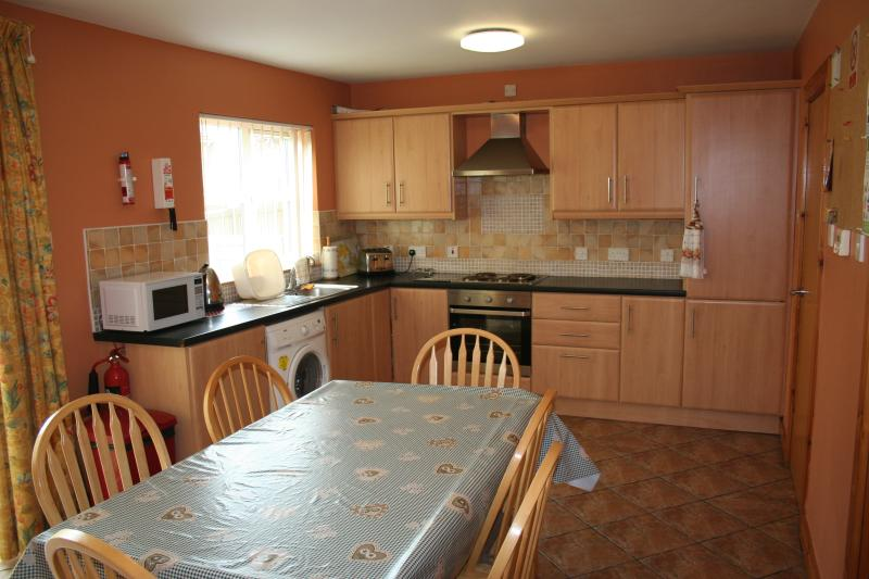 Kitchen. Fully fitted & equiped