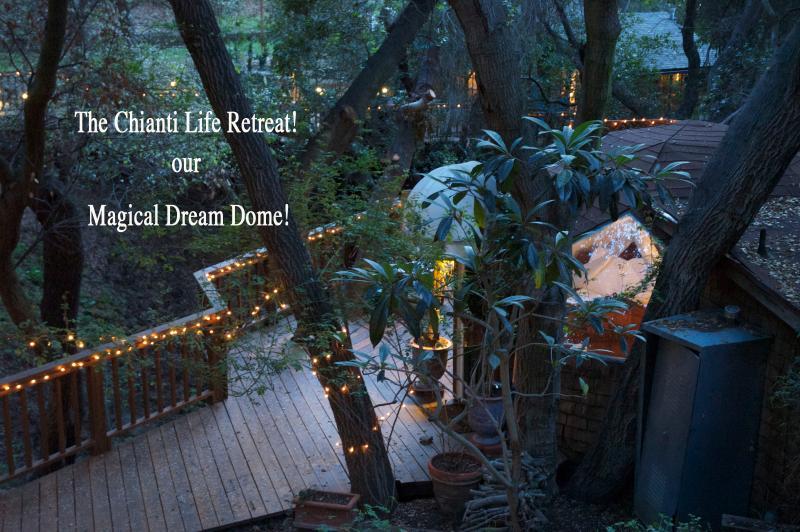 Magical Dream Dome at the Chianti Life Retreat, alquiler vacacional en Calabasas