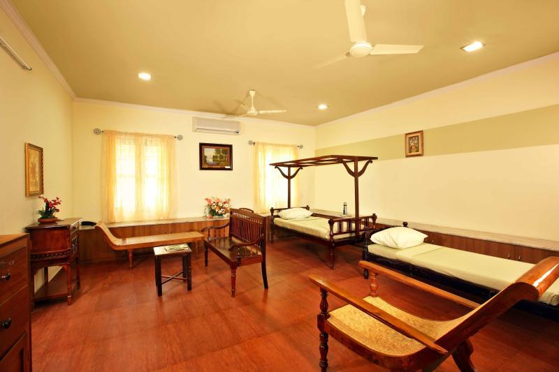 Little Flower Ayurvedic Hospital & Spa – semesterbostad i Ranni