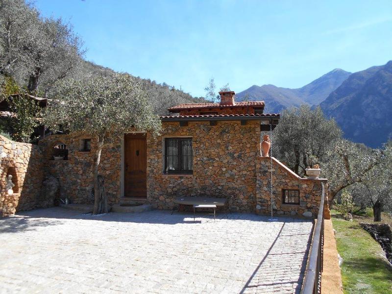 La Source Du Mont, holiday rental in Tende