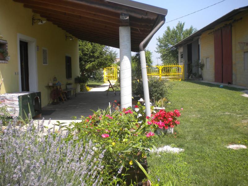 Aquileia B & B Balzano x 4, holiday rental in Ronchi dei Legionari