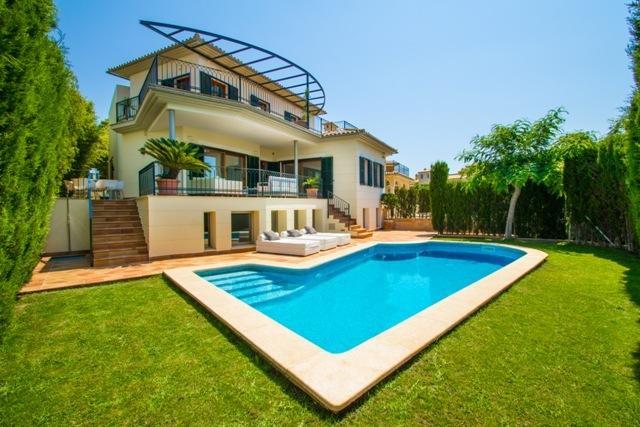 Villa Arabella Palma de Mallorca, alquiler de vacaciones en Palma de Mallorca