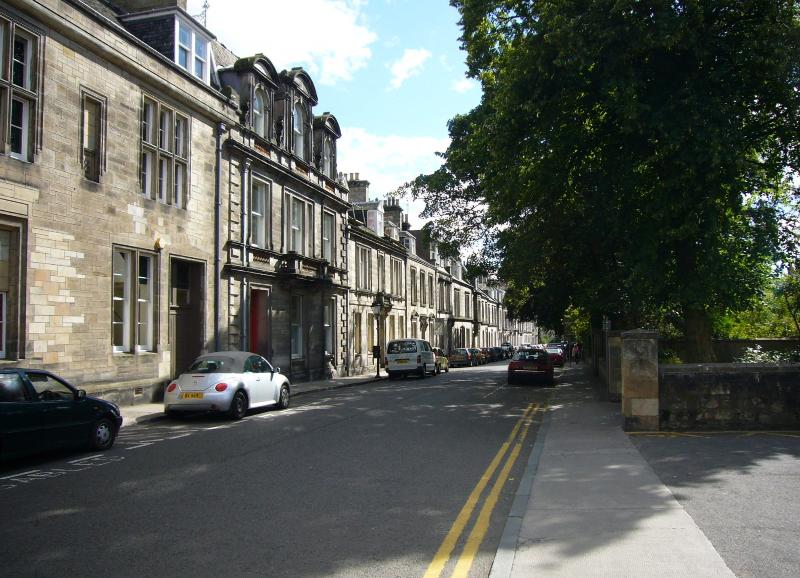 Situated in the heart of St Andrews with its numerous golf courses, university, wonderful beaches