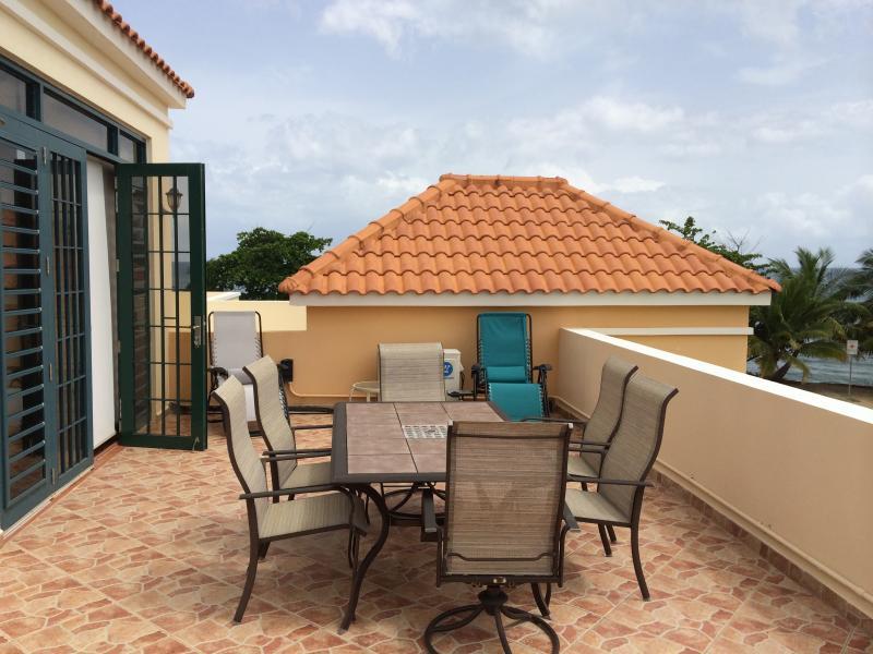 Terrace Villa Flor Marina