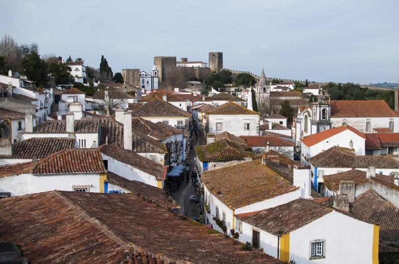 Óbidos-Medieval Town