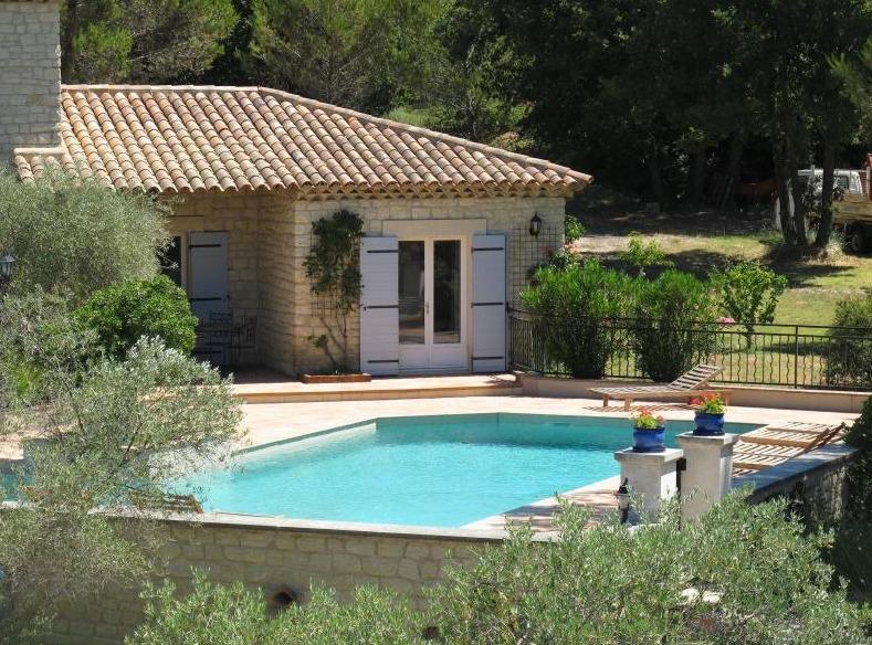 Apartment Rez-de-pool-MELVIL
