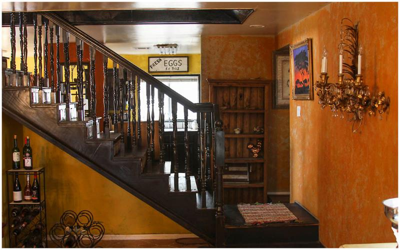 Spanish Staircase