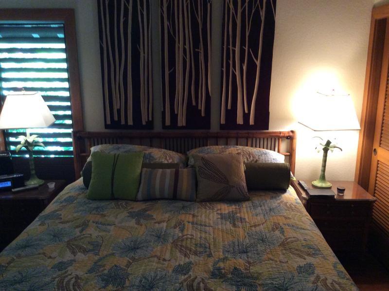camera da letto / letto king size