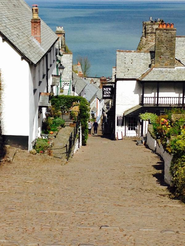 The wonderful Clovelly well worth a visit