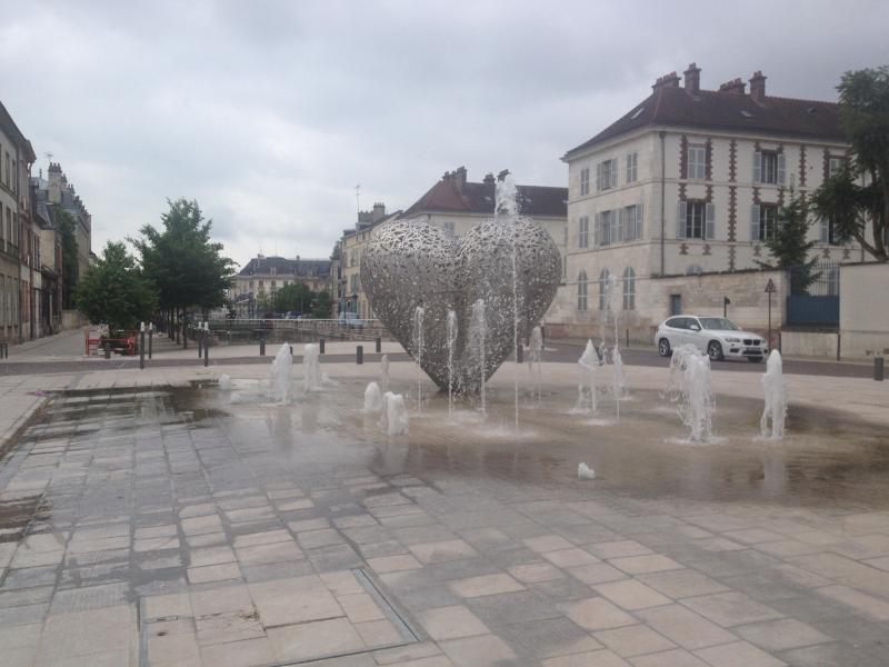 le coeur de Troyes, aluguéis de temporada em Troyes