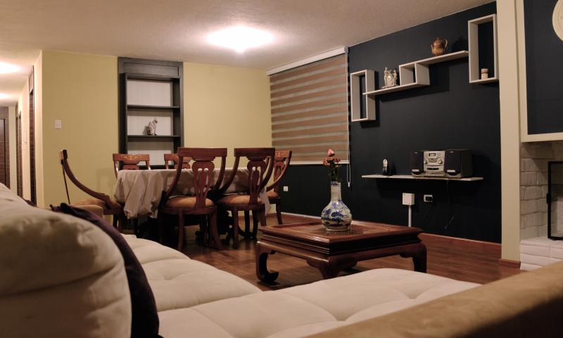Furnished apartment in Quito, location de vacances à Uyumbicho