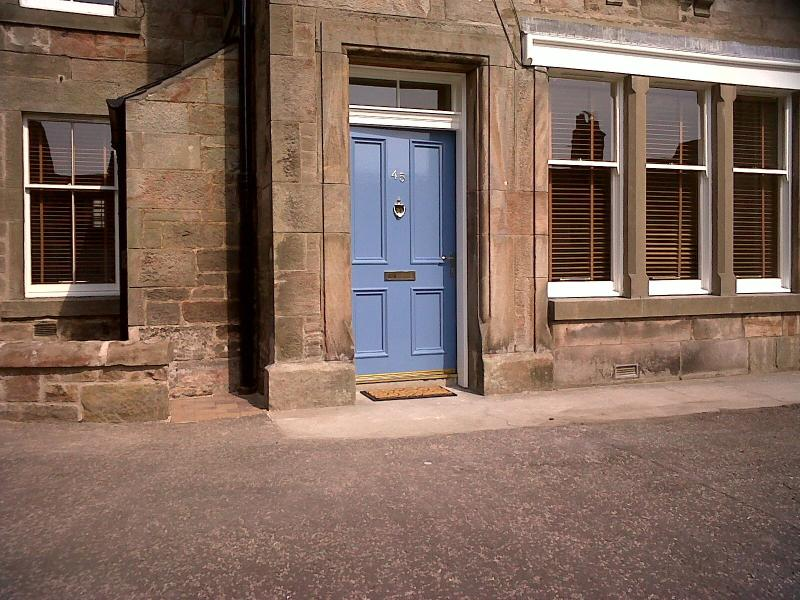Crail Residence Apartment, Ground-floor sleeping 4, holiday rental in Crail