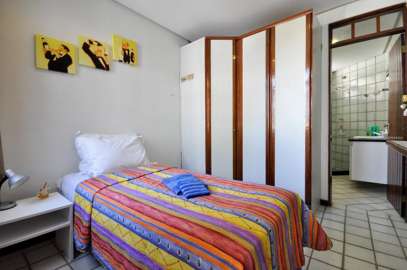 Single Bed Room with Toilet and shower