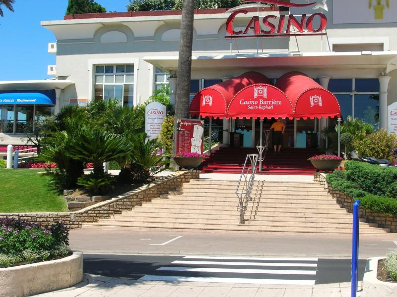 Casino games downtown St. Raphael