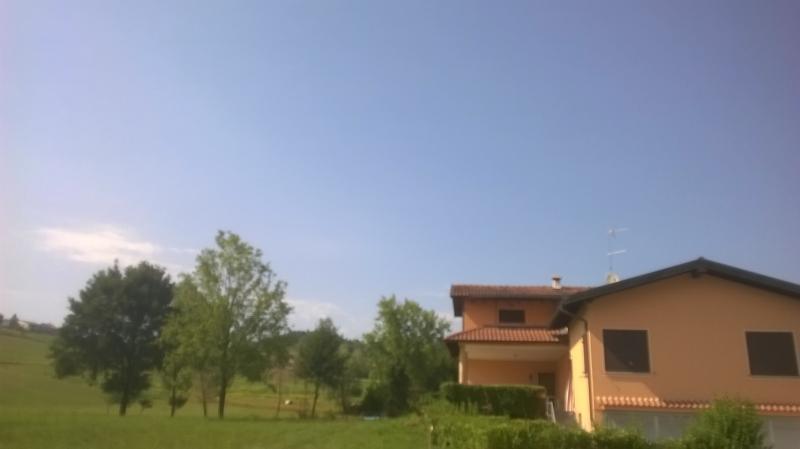 Villa posizionata tra le colline del Monferrato, casa vacanza a Rosignano Monferrato