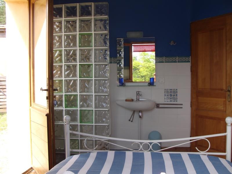 Chambre Bleu, holiday rental in Sergeac
