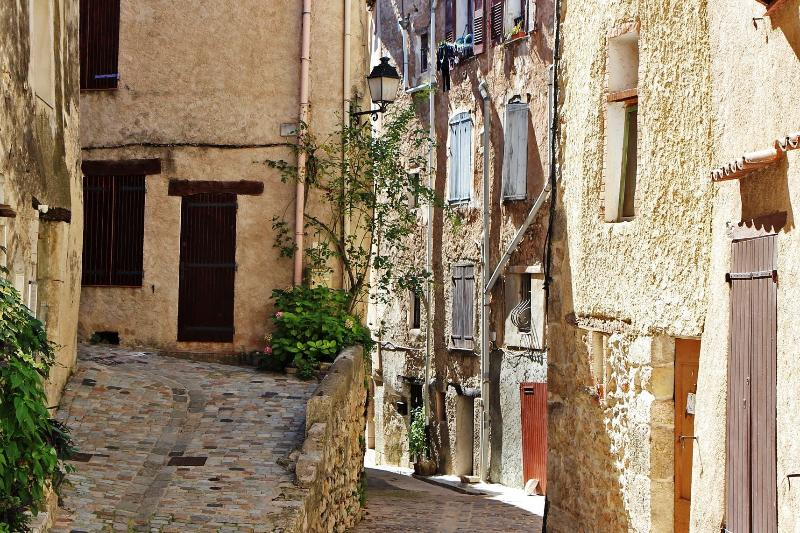 Explore the tiny village streets and step back in time