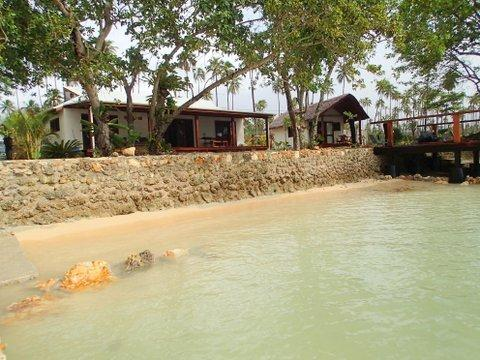 The Beach House, Turtle Bay, holiday rental in Vanuatu
