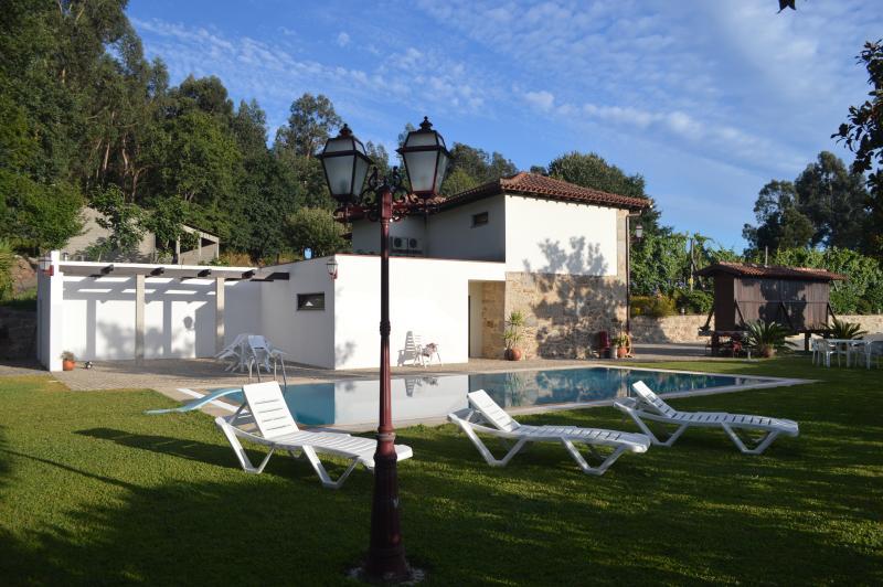 Quinta de ataide Turismo Rural  com piscina, casa vacanza a Caldelas