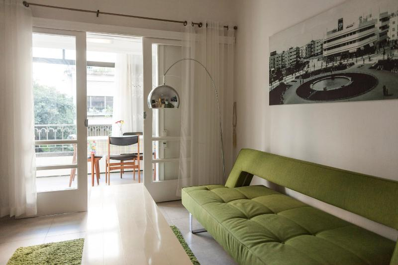 hovevei tzion 61, holiday rental in Tel Aviv