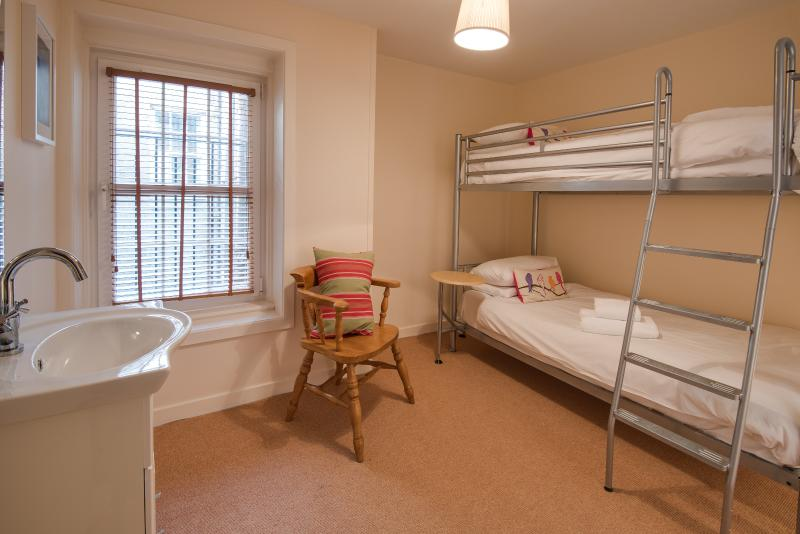 Bedroom 3 with Adult Size Bunk Beds