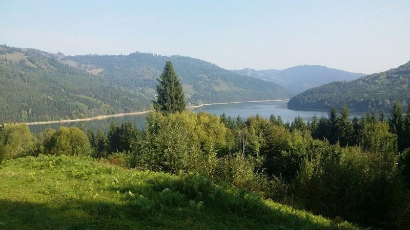Bicaz Lake - 10 minutes drive from the cabin