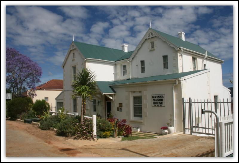 Knysna Manor House Chambre double