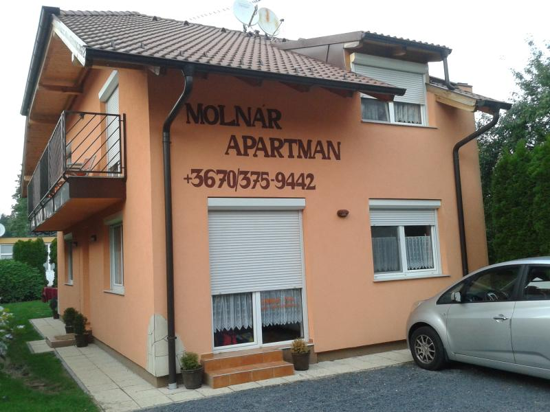 Apartman Molnár, holiday rental in Ritzing
