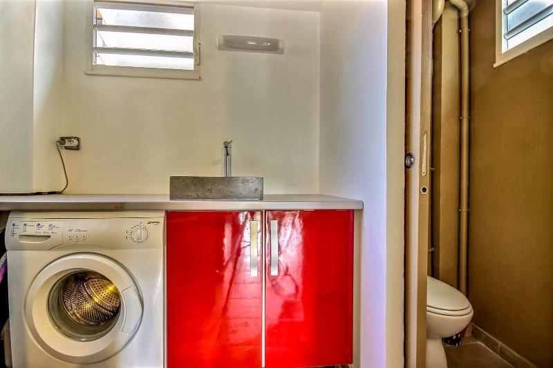 Duplex Vanille Bleue - 2 Chambres, court séjour dans le nord Martinique, holiday rental in Le Precheur