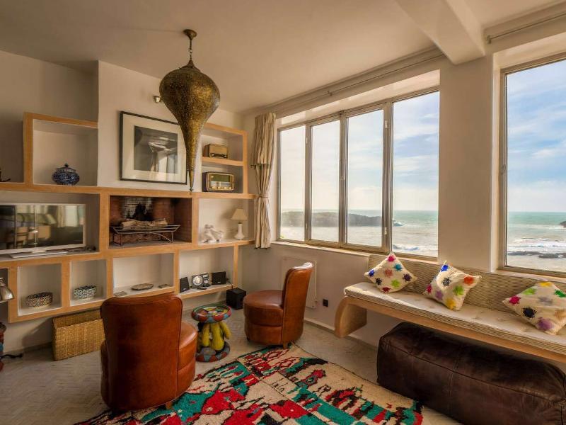 3er Nivel Suite Ocean / cama elevada / Vista al Mar / Baño en suite Baño / Chimenea / Salón
