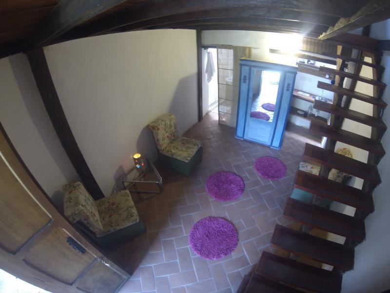 Casa del Poeta Habitación Duplex 5, vacation rental in Pichinde