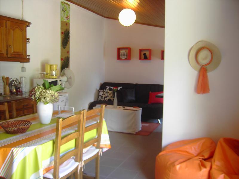 Sala e cozinha comum