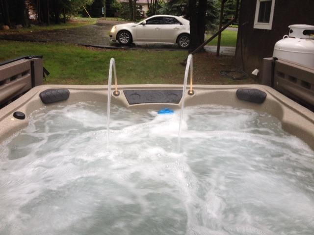 Hot Tub Jets, fontaines, Beer Cooler