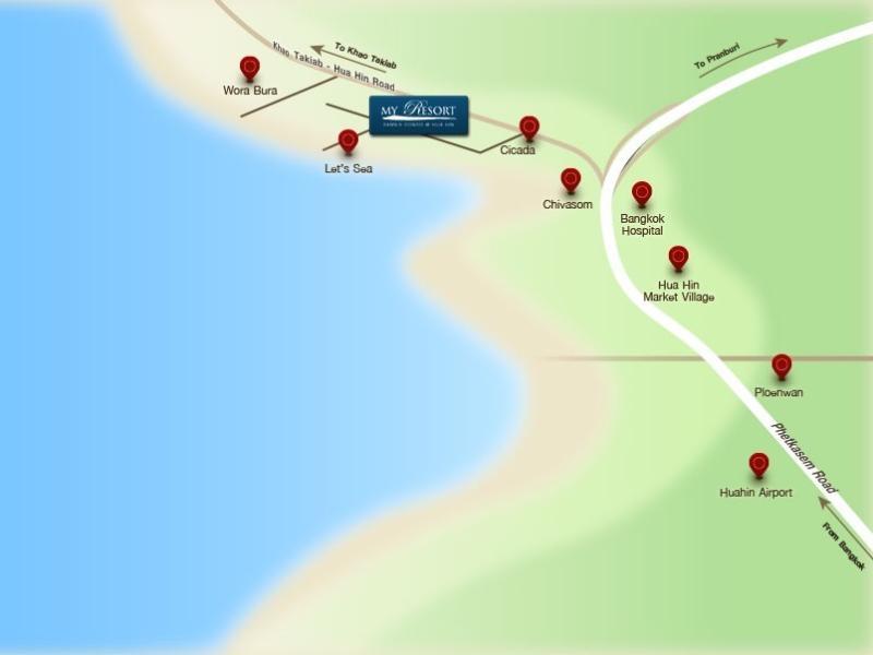 Mapa para su referencia