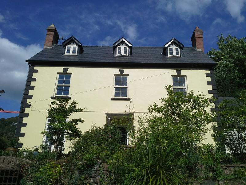 Inglewood House Wye Valley, holiday rental in Llandogo