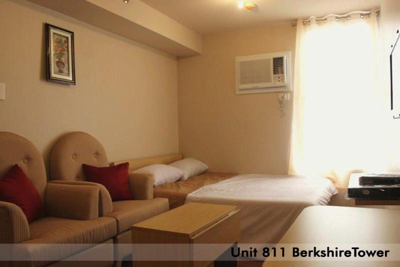 Fully Furnished Studio Type Condo Unit Has Shared Outdoor Pool Unheated And Air Conditioning Updated 2020 Tripadvisor Pasig Vacation Rental
