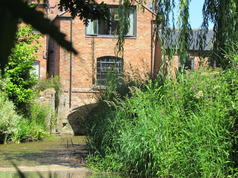 Puddle Cottage - Tredington Mill, holiday rental in Kineton