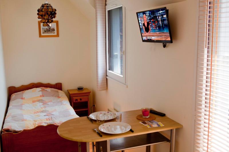 Chambre cabine, TV HD